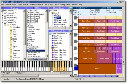 convert AKAI to WAV ??? | AudioSEX - Professional Audio Forum